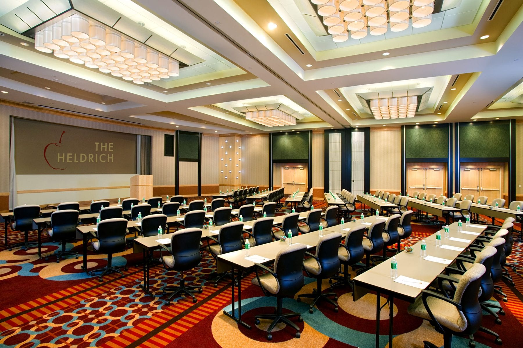 Heldrich Hotel & Conference Center, The
