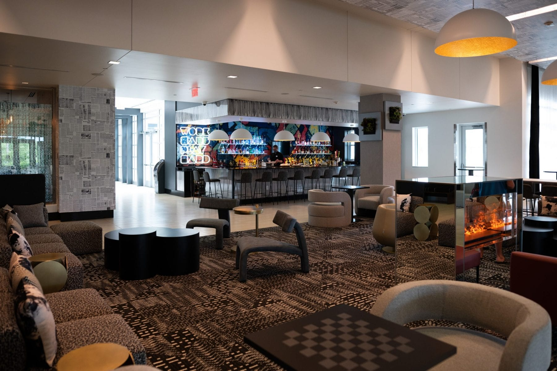 Hotel at Kirkwood Center